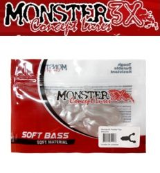 Isca Soft Paddle Frog Monster 3X