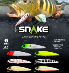 Isca Marine Sports Snake 90