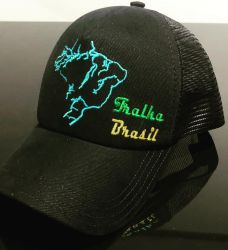 Boné Tralha Brasil