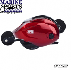 Carretilha TITAN FW2 Marine Sports - Esquerda