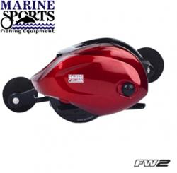 Carretilha TITAN FW2 Marine Sports - Direita