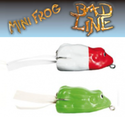 Isca Bad Line Mini Frog - 5cm 8g