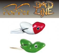 Isca Bad Line V Popper - 4,5cm 7g