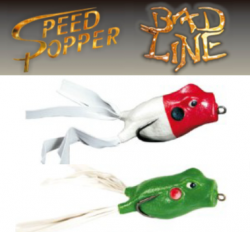 Isca Bad Line Speed Popper - 4,7cm 9,6g