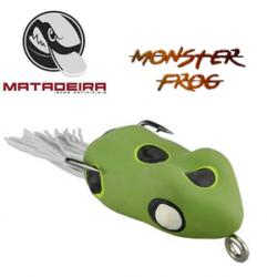 Isca Matadeira Monster Frog - 4,8cm 10g