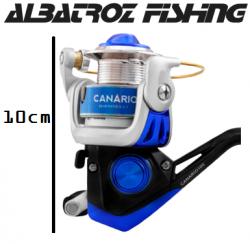 Molinete Albatroz Fishing Canário 100 Azul