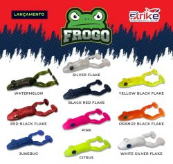 Isca Soft Frogo | Pure Strike