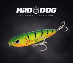 Isca Yara Mad Dog 9cm by Eduardo Monteiro