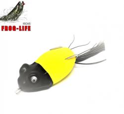 Isca Frog Life Sapo Rei   5,5cm 13g