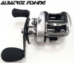 Carretilha Albatroz Fishing Crotalus Slim 7 rol. | 6.3:1 rec