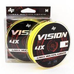 Linha Multifilamento Albatroz Vision 4X | 0,28mm - 37lb - 150m