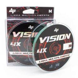 Linha Multifilamento Albatroz Vision 4X | 0,37mm - 55lb - 150m