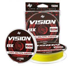 Linha Multifilamento Albatroz Vision 8X | 0,23mm - 30lb - 150m
