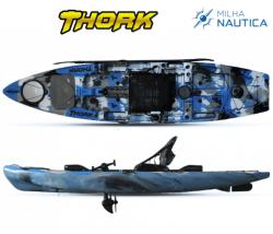 Caiaque Milha Náutica Thork | Pedal opcional