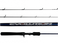 Vara Marine Sports Evolution Inteiriça 1,68m/30lb | Carretilha