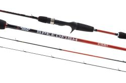 Vara Ultra Light Albatroz Speedfish 1,68m - 6lb - carretilha