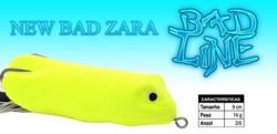 Isca Bad Line Bad Zara - 9cm 14g