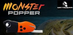 Isca Matadeira Monster Popper - 4,8cm 10g